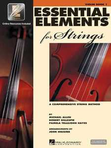 Essential Elements for Strings - Book 1 Violin 1