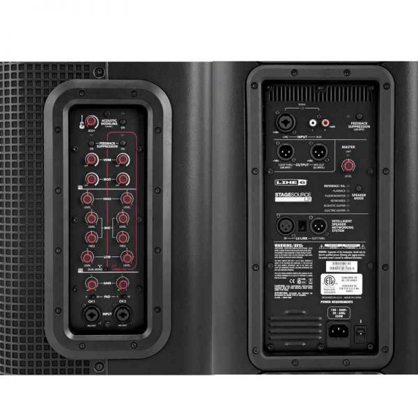 Line6 StageSource L2t 800W