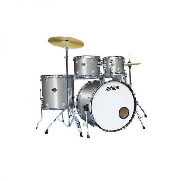 Ashton TD520SV Drum Kit Silver