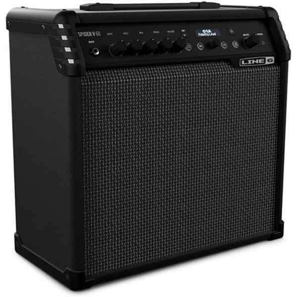 Line 6 Spider V 60W Guitar Amp - Wireless-Ready
