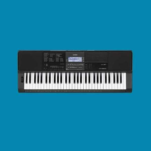 Casio CT-X800 4