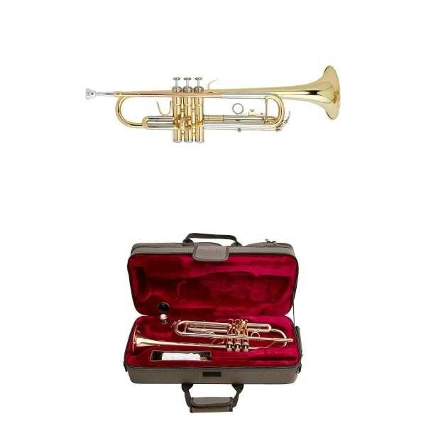 Beale TR200 Trumpet with Case