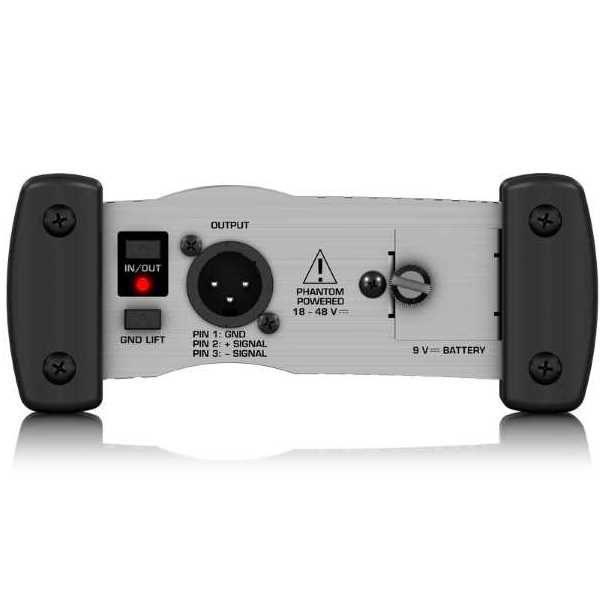 Behringer Ultra-DI DI100 (2)