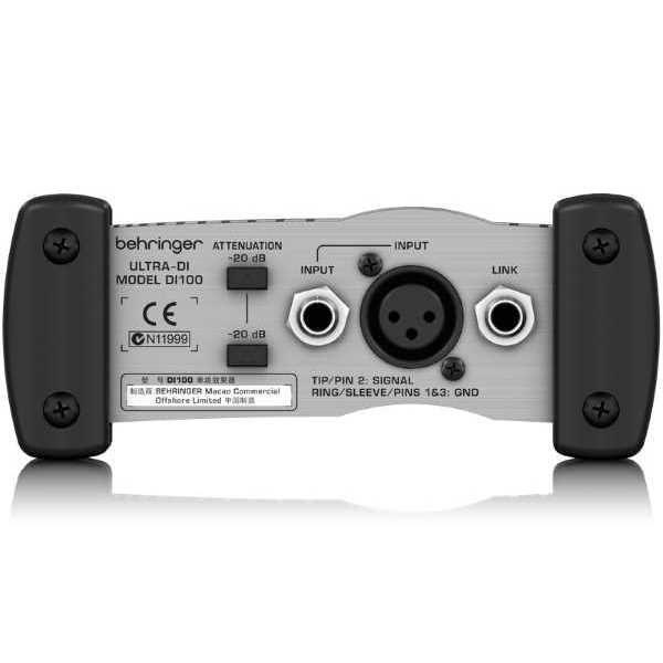 Behringer Ultra-DI DI100 (3)