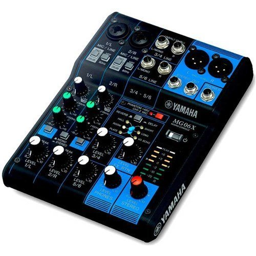 Yamaha MG06X Mixer with Effects (2)