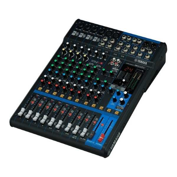 Yamaha MG12XU Mixer with USB (2)