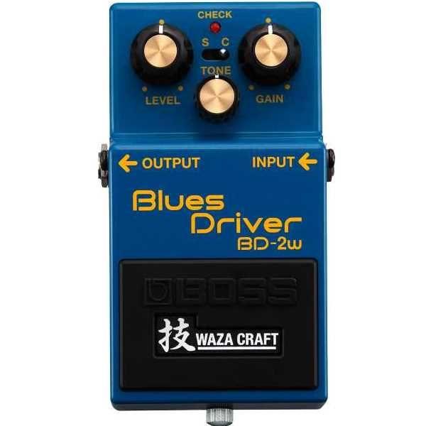 Boss BD2W Blues Driver