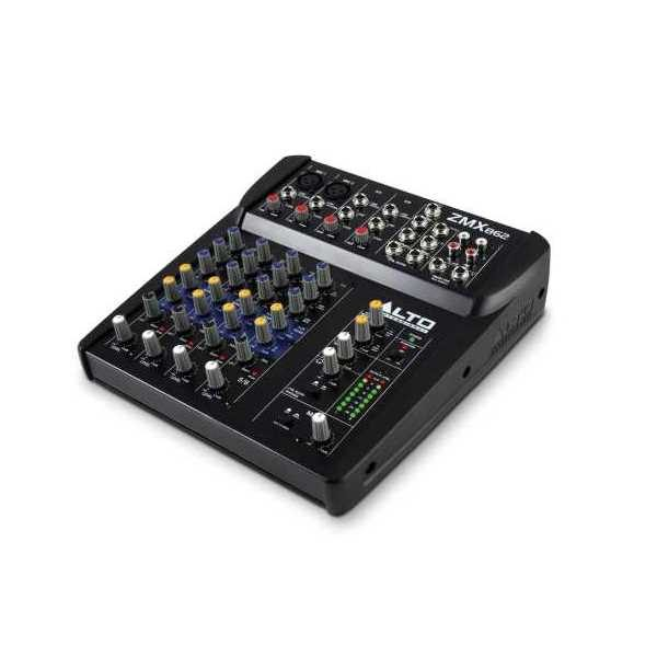 Alto ZMX862 6 Channel Compact Mixer (2)
