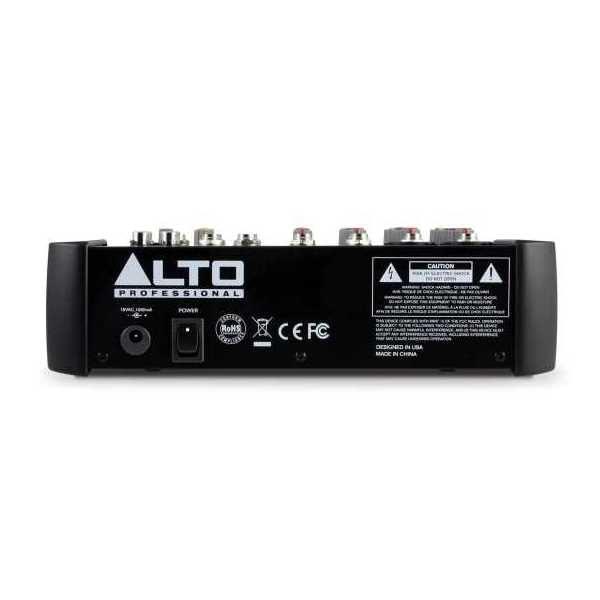Alto ZMX862 6 Channel Compact Mixer (3)