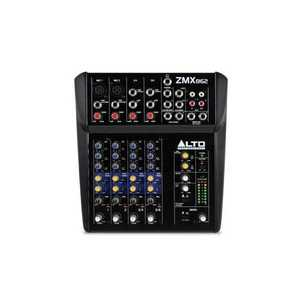 Alto ZMX862 6 Channel Compact Mixer