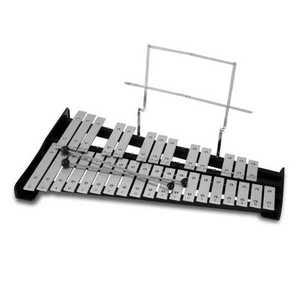 Majestic Glockenspiel 32 note M8200 in carry bag