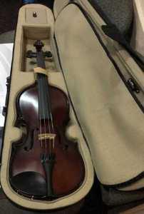 Enrico Student Plus Violin Outfit- 4/4 Size 81780