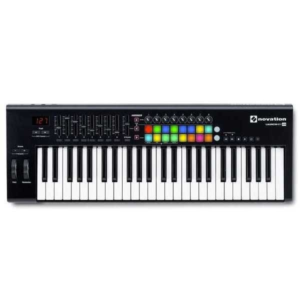 Novation Launchkey 49 mk2 MIDI Keyboard 49 Key 1