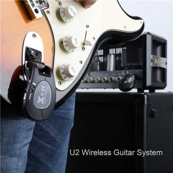 XVIVE U2 Wireless System For Guitar (4)