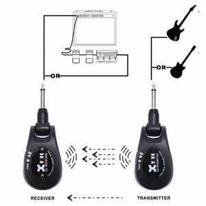 XVIVE U2 Wireless System For Guitar (5)