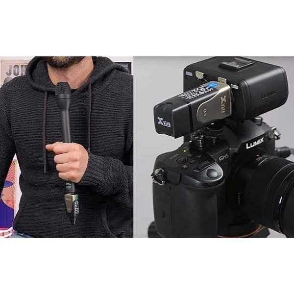 Xvive U3 Camera