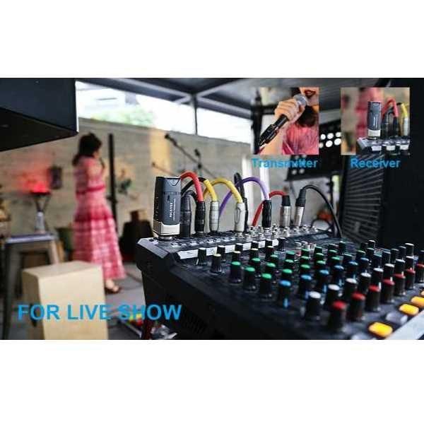 Xvive U3 Live Show