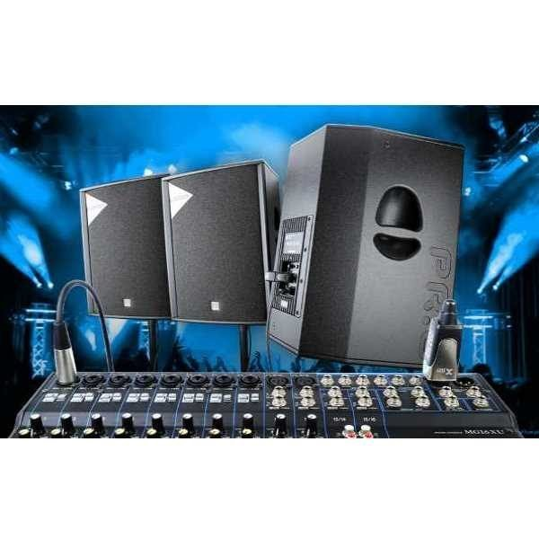 Xvive U3 Speaker Hookup