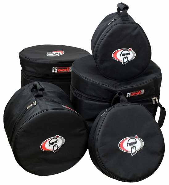 Protection Racket Nutcase 5-Piece Drum Case Set 7