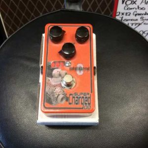 Catalinbread Super Charged Overdrive