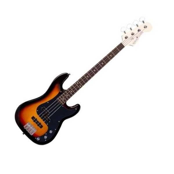 Gypsy Rose Bass Guitar GRB1K3TS