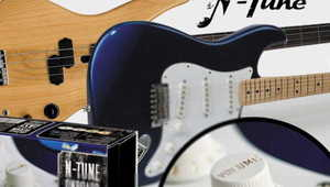 N-Tuner For Strat Style Guitar