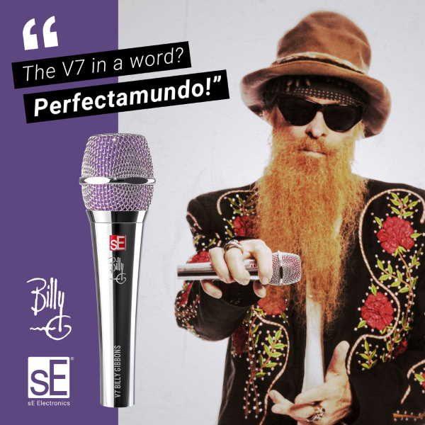 sE Electronics V7 BFG Microphone