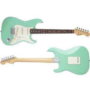 Made in Japan Hybrid 60s Stratocaster - Front-Back