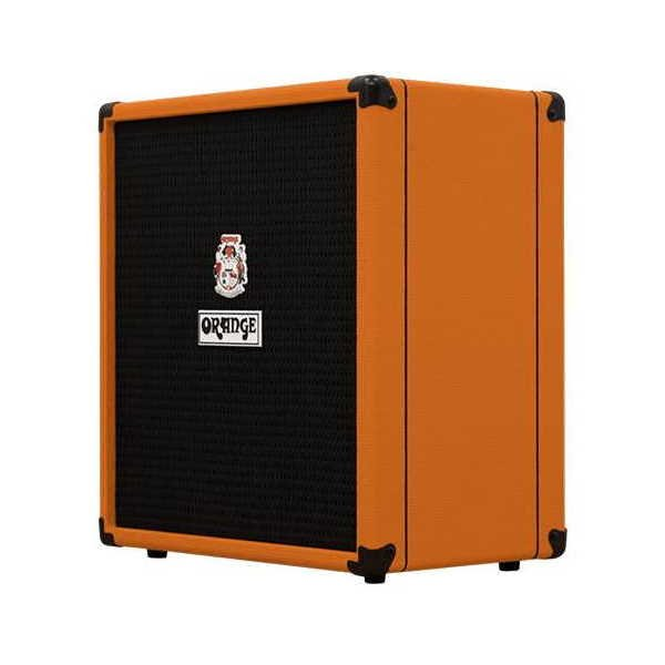 Orange Crush Bass 50 Combo Angle