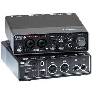Steinberg UR22C 2x2 USB 3.0 Audio Interface