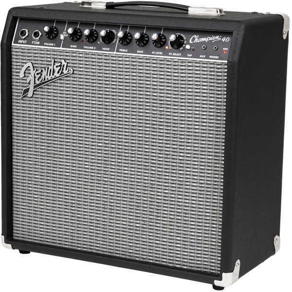 Fender Champion™ 40 Guitar Amp (4)