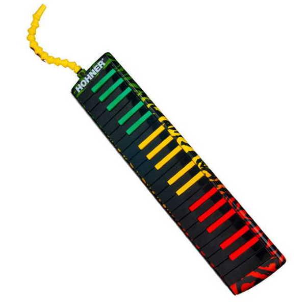 Hohner 37 Key Melodica 94453 Side Photo