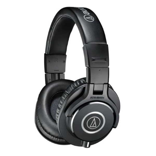 Audio Technica ATH-M40x Monitor Headphones (3)