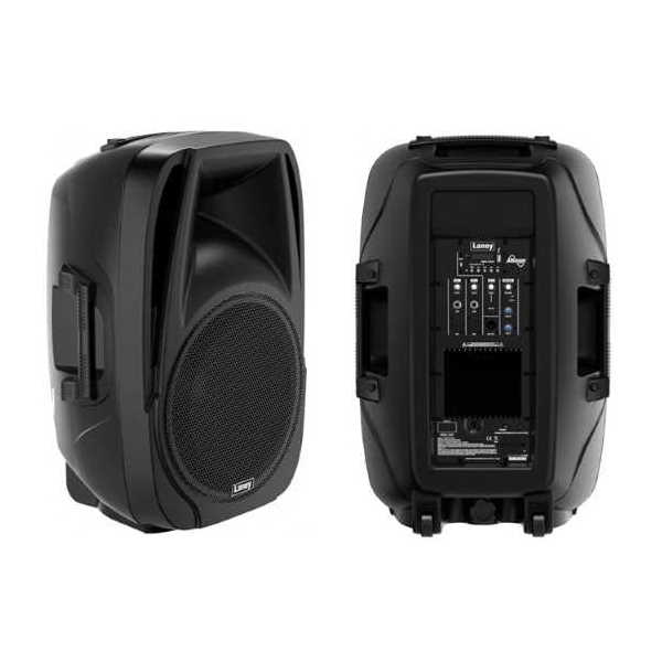 Laney AudioHub AH115 400 Watt Powered Speaker