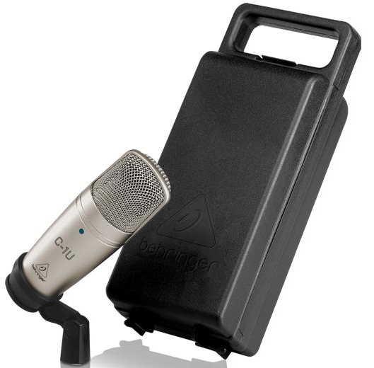 Behringer C1U Stereo Condenser USB Mic
