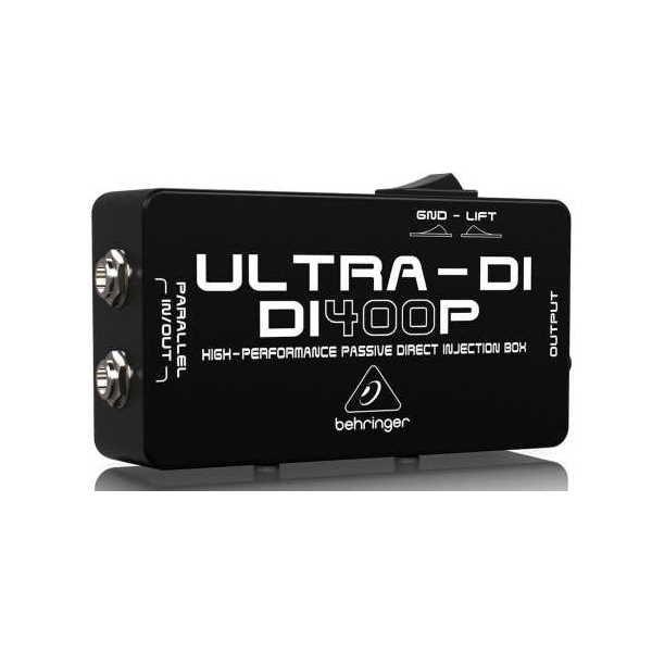 Behringer Ultra Di-DI400P DI Box