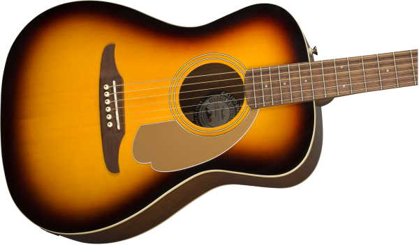 Fender Malibu Player Sunburst (4)