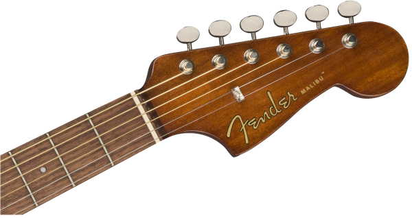 Fender Malibu Player Sunburst (5)