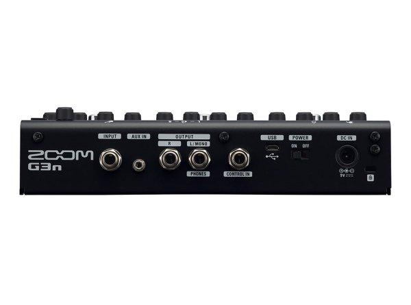 Zoom G3n Multi-Effects Guitar Pedal (3)