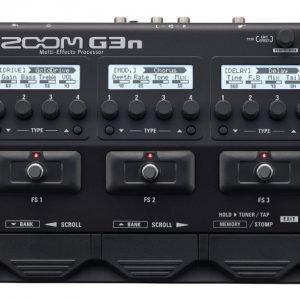 Zoom G3n Multi-Effects Guitar Pedal