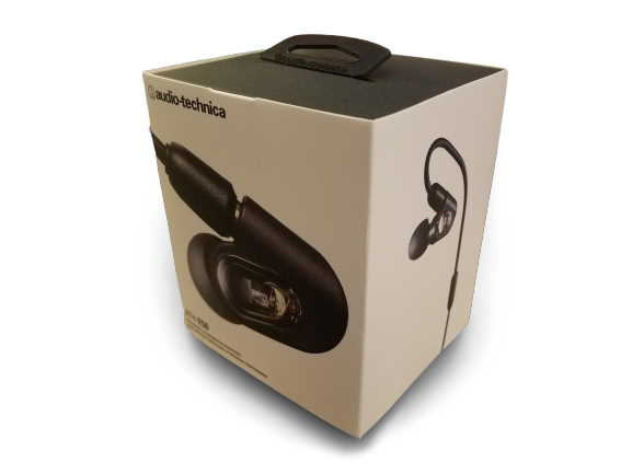 Audio-Technica ATH-E50 Box