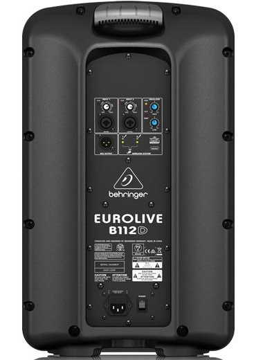 Behringer Eurolive B112D Powered Speaker 2