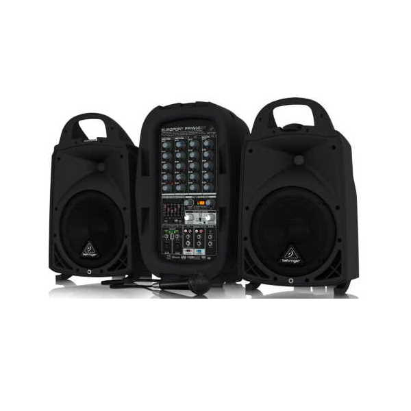 Behringer Europort PPA500BT Compact PA