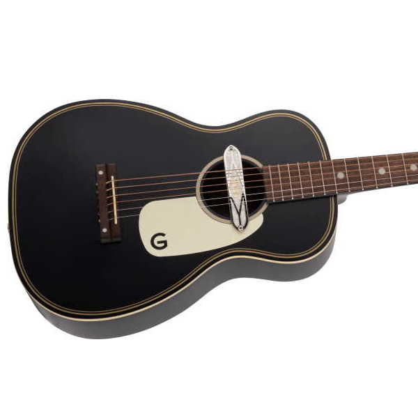 G9520E Gin Rickey AcousticElectric with Sound-hole Pickup (4)