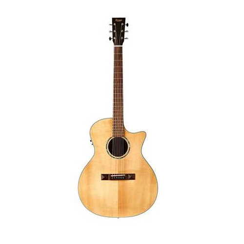 Tasman TA200GS - CE GS Acoustic Electric W-Case