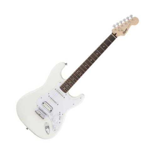 Fender Squier Bullet Stratocaster Arctic White HT HSS